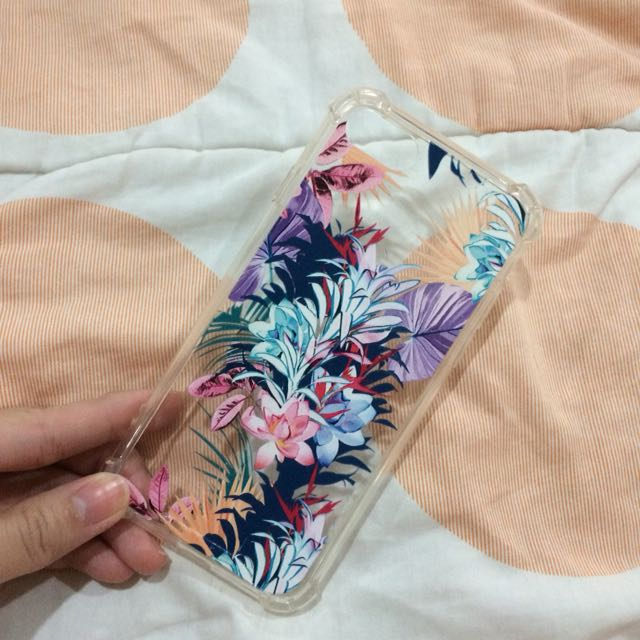 Iphone 7 Floral Print Case