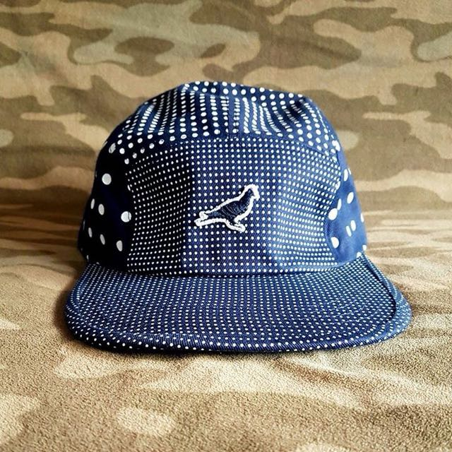 Jeff Staple Hat Pigeon Navy Panel Snapback Trendy Fashion Cap