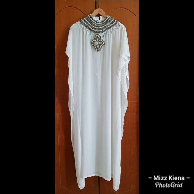 Jubah Kaftan Dress
