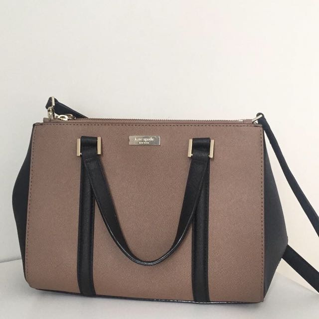 kate spade new burry loden small