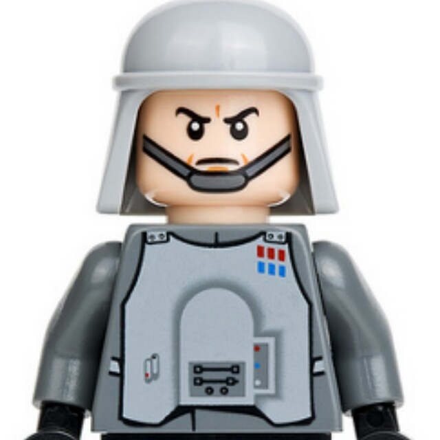 Lego Star Wars Imperial Officer 9509 Toys Games Bricks