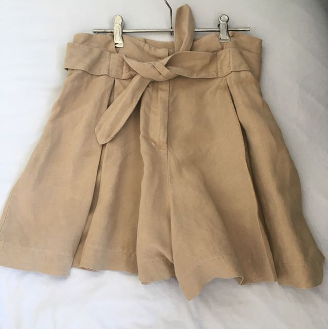 Linen Witchery shorts