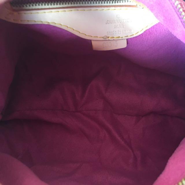 LV Monogram Denim Bag
