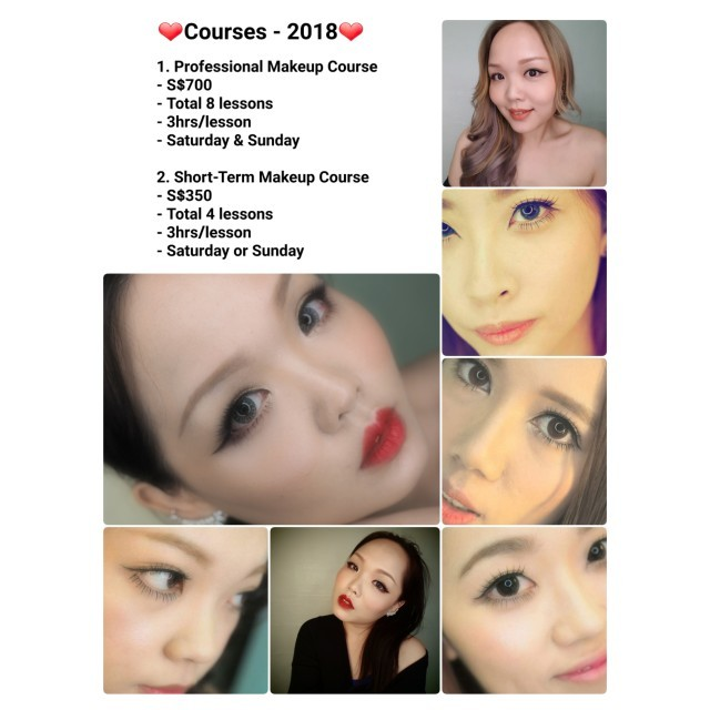 Makeup Courses - 2018, Health & Beauty, Makeup on Carousell