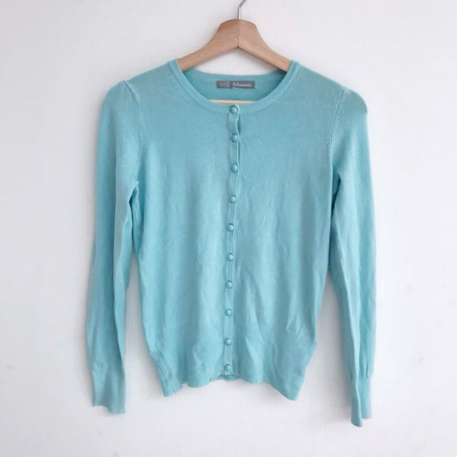 Marks and Spencer Blue Cardigan