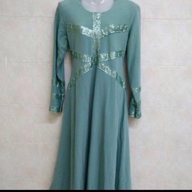 Mazlianul Maznan Jubah Dress