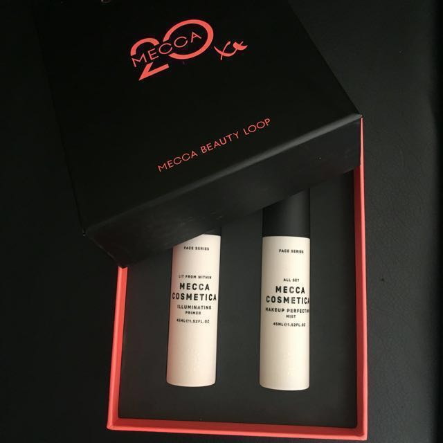 Mecca Cosmetica products