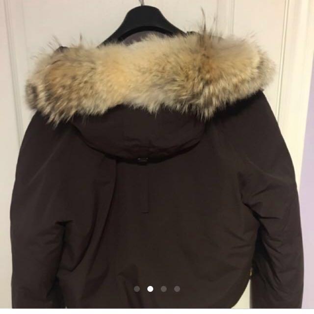 Men's brown Canada goose chilliwack Bomber