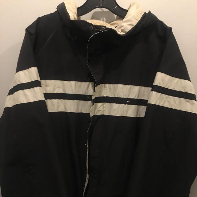 Men's Tommy Hilfiger Vintage Jacket Size XXL