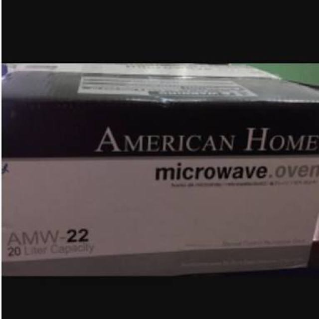 Microwave Oven American Home Amw 22 20l Kitchen Liances On Carou