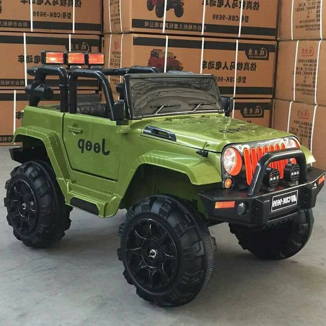mini jeep super car cbk 9699 ride on car for kids babies kids