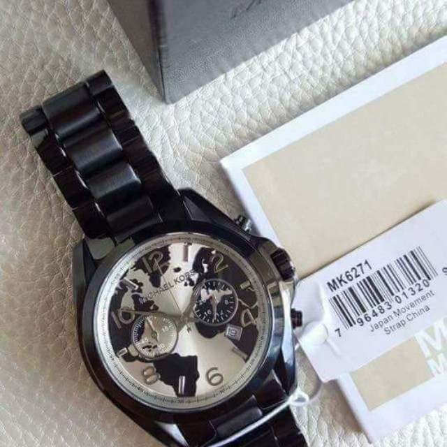 Mk bradshaw world map luxury watches on carousell photo photo gumiabroncs