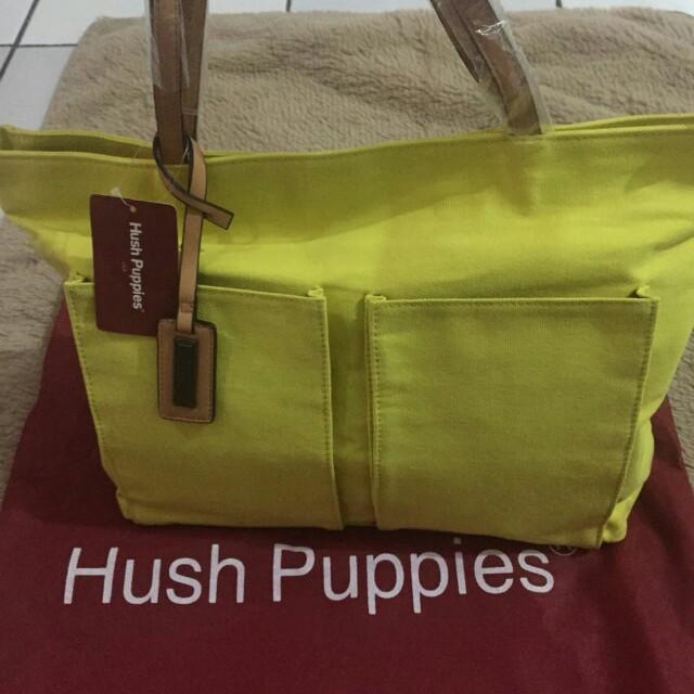 New Hush Puppies Tote Bag