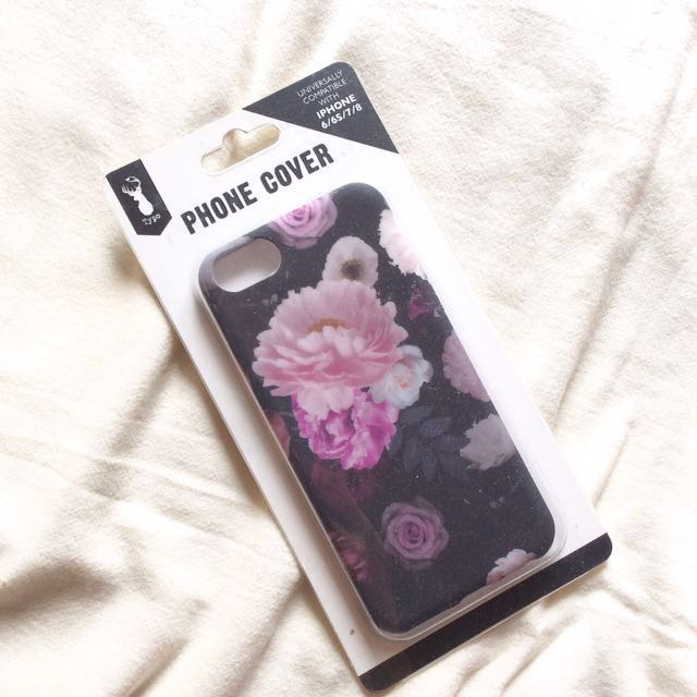[NEW TYPO] Flexi Silicone Case Cover for iPhone 6/6s/7/8.