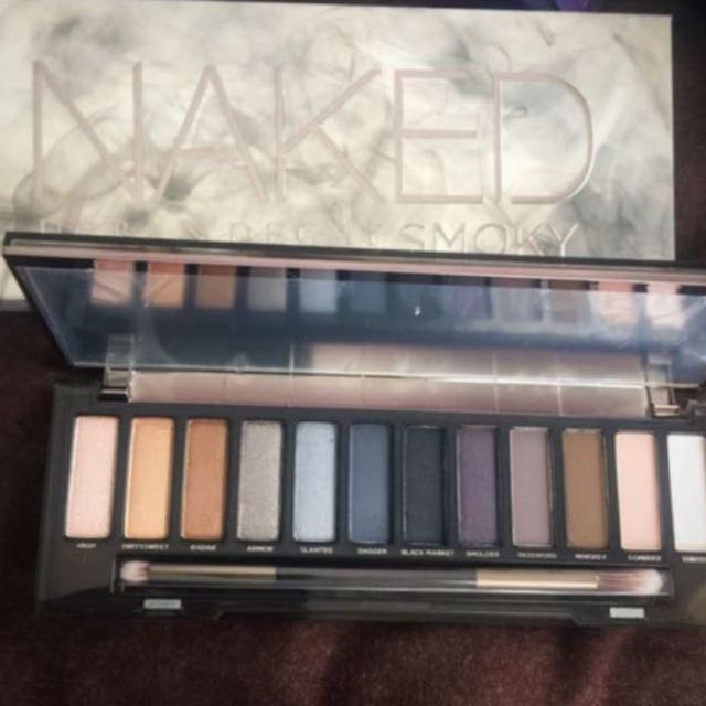 New Urban Naked Smokey Eye Palette