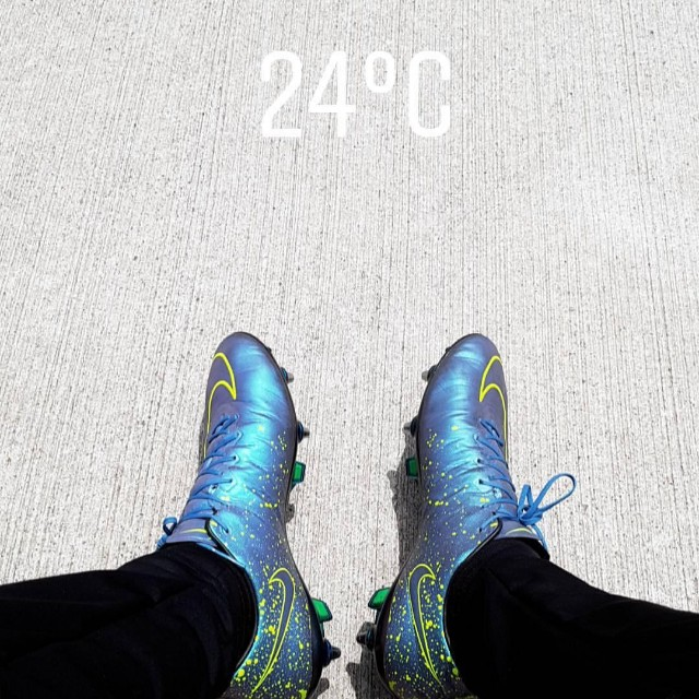 Nike mercurial Vapor 10 size 10