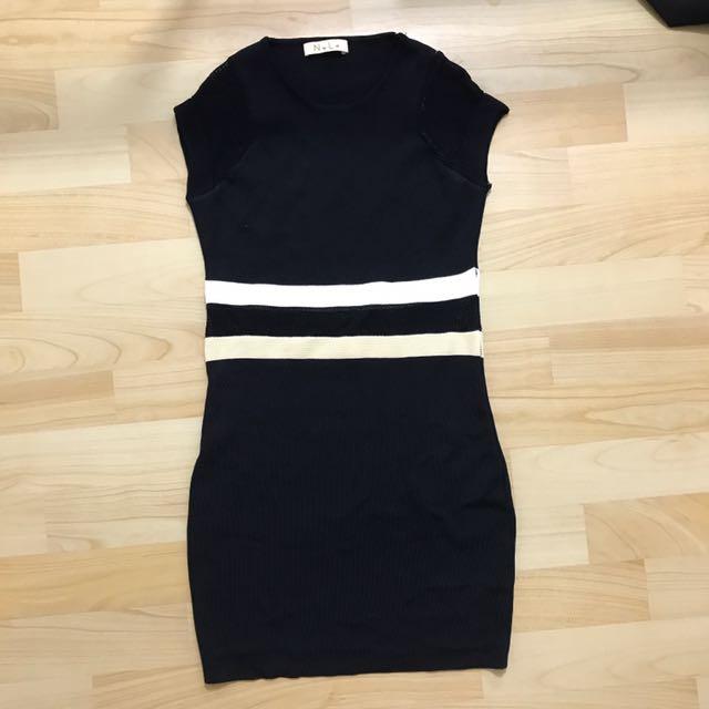 Nyla knit dress