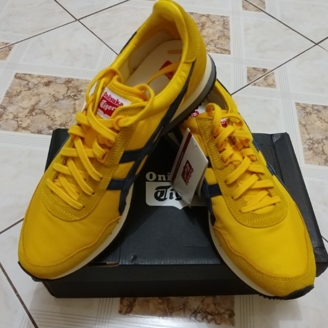 Onitsika Tiger Dualio Yellow Size US 11