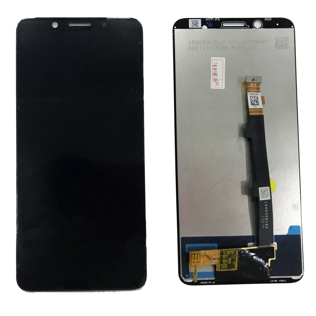 Oppo F5 LCD With Touch Screen Digitizer Repair Sparepart ( Black ... 7e5e54d62d