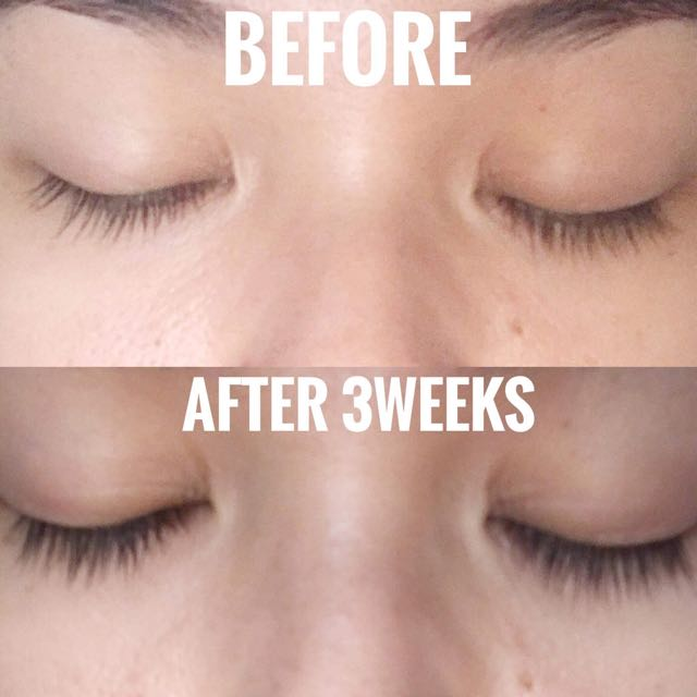 Organic Eyelasheyebrow Growth Serum Health Beauty Makeup On