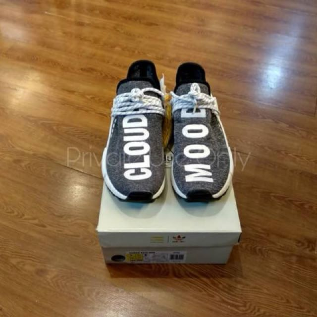 94e6d3850 Pharrell Williams  Human Race  x Adidas NMD HU Trail Clouds Mood ...