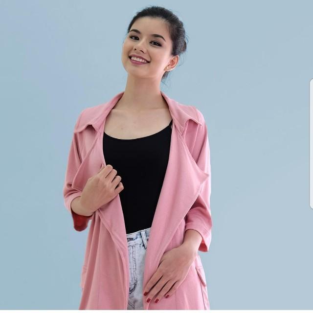 Pink Soft Coat