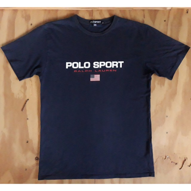 a413978e2d15b2 ... best price polo sport by ralph lauren t shirt medium mens fashion  clothes on carousell 0c9e8