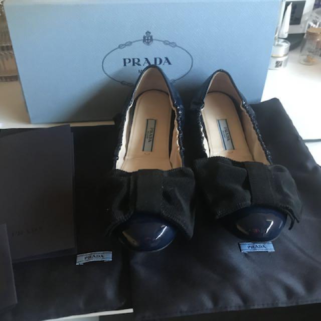 Prada shoes Calzature Donna