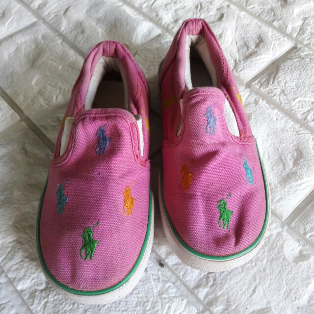 Ralph lauren junior kids shoes
