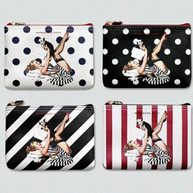 Ready stock Marianne Kate Pouch