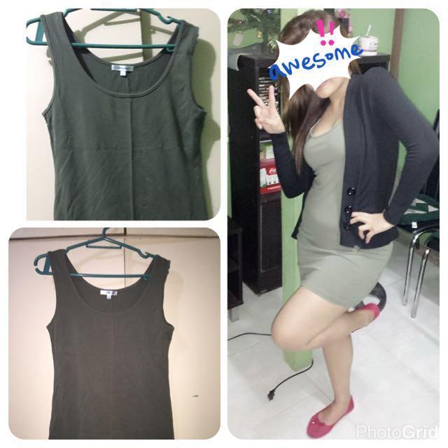 Repriced❗️Moss green dress