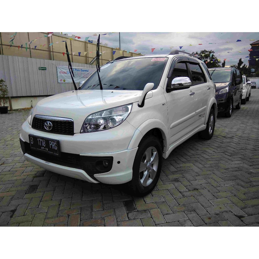 Rush S TRD AT 2014 Cars For Sale On Carousell