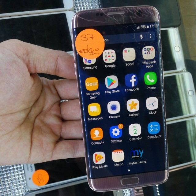 Samsung s7 edge, Mobile Phones & Tablets, Android Phones