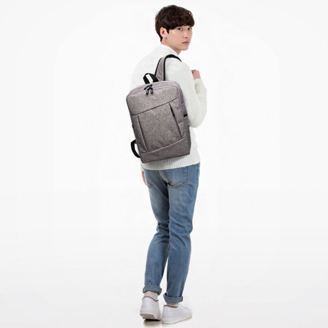 School Backpack - Korean Style + Water Resistant!
