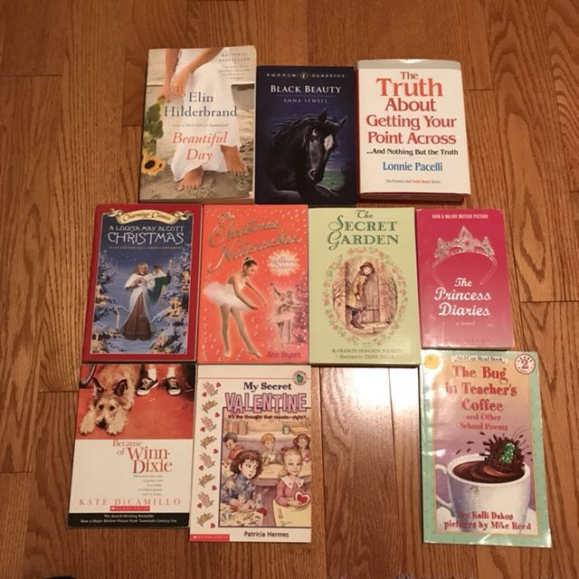Swipe to see more books!