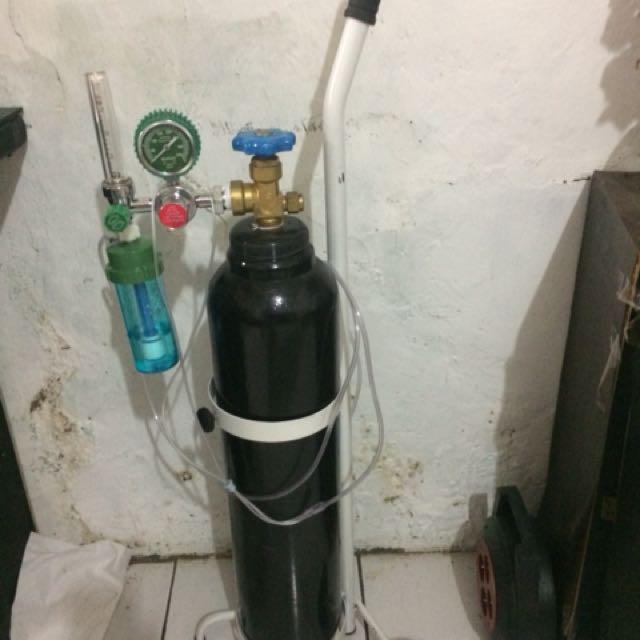 Tabung oksigen 1 m3