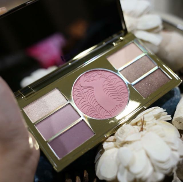 Tarte Limited Edition Miracles of the Amazon Eye and Cheek Palette