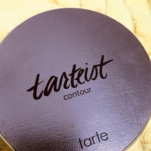 Tarte tarteist contour palette