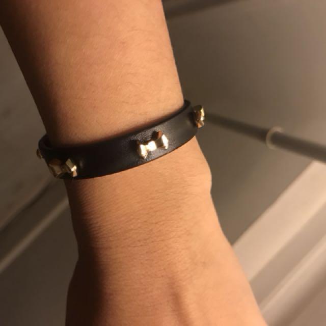 TED BAKER Leather Bracelet