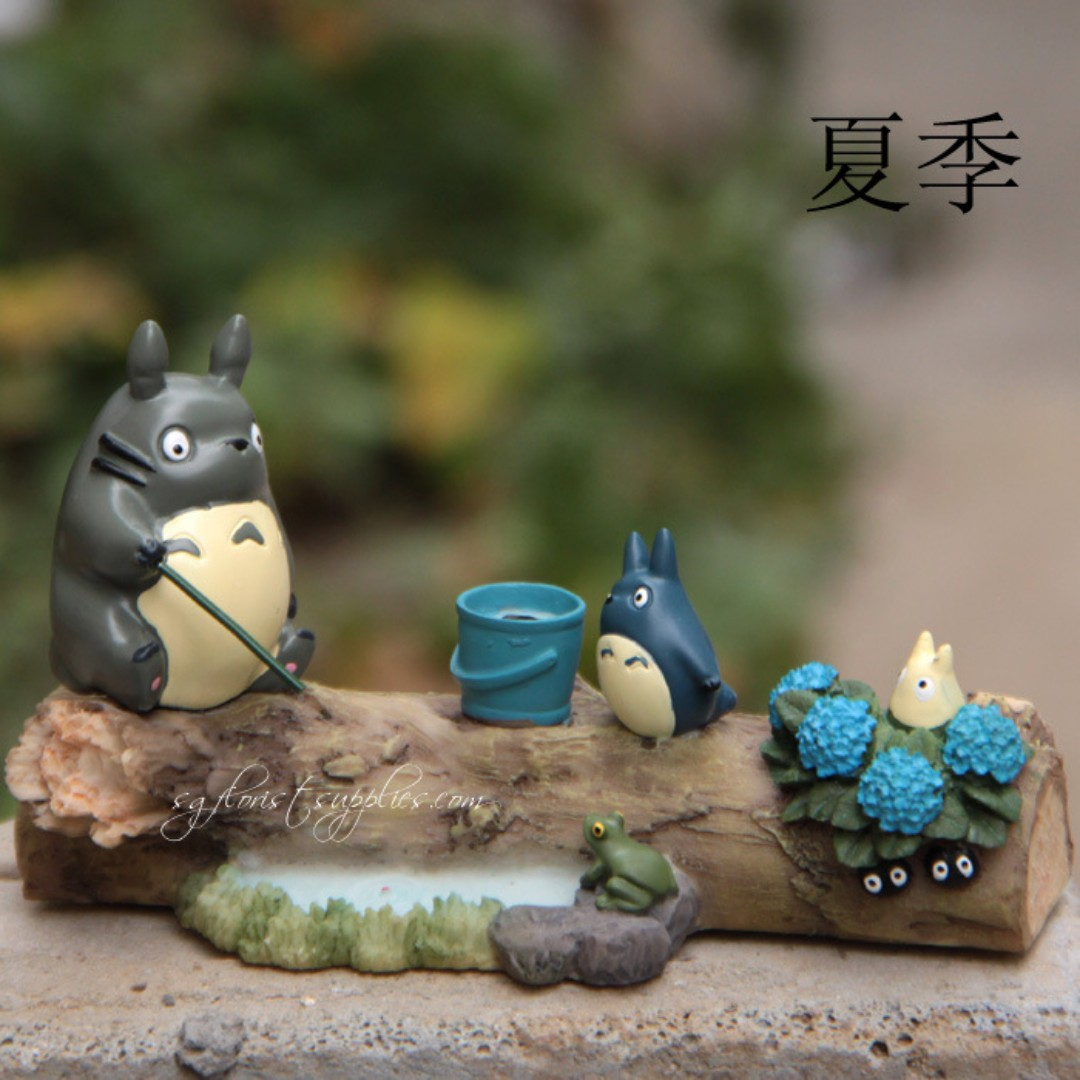 Totoro Collections: Special Edition 17-Four Seasons