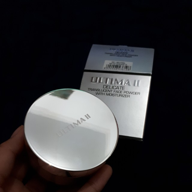 Ultima II - Translucent Powder