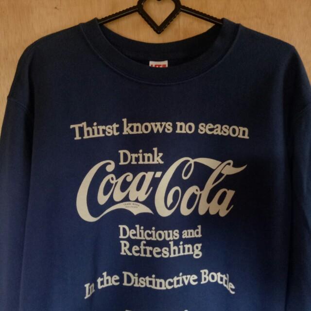Uniqlo coca cola edition