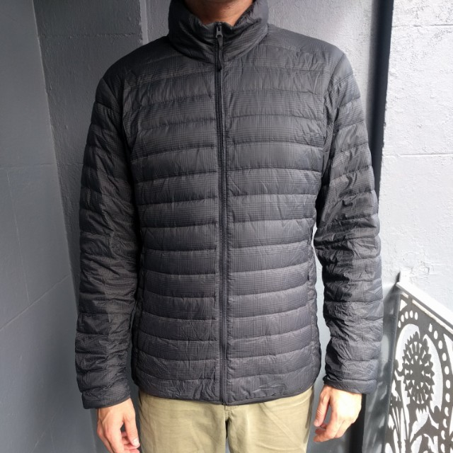 Uniqlo ultra light down jacket M