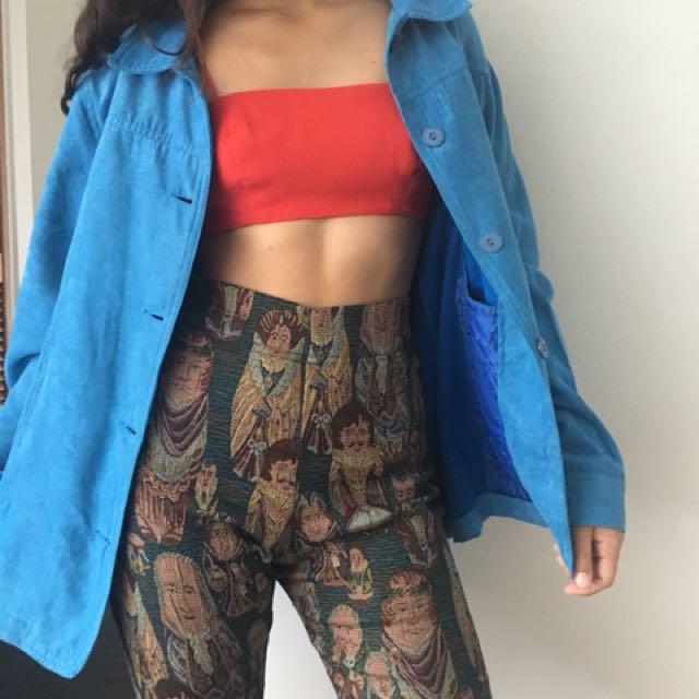Unique Blue Blazer