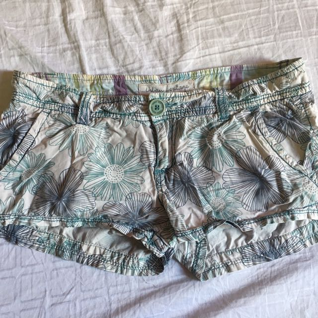 Urban heritage shorts