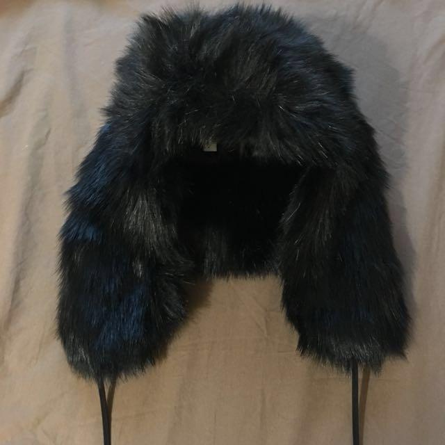 URBANCODE絨毛套頭雷鋒帽(GD款)