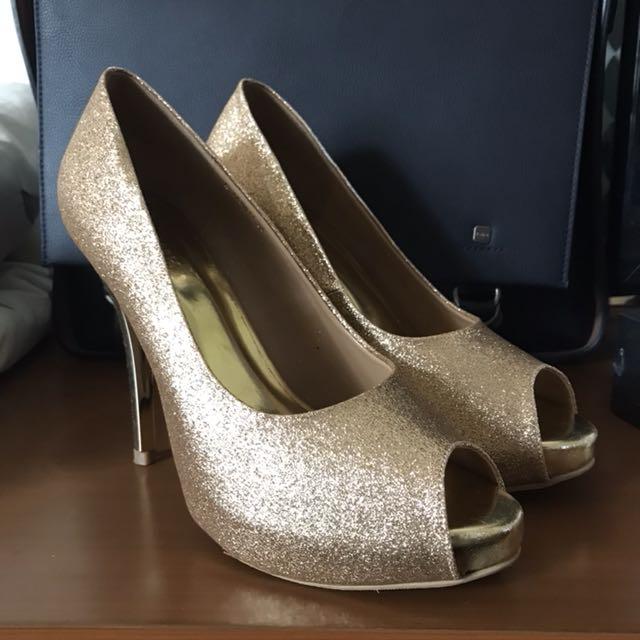 Victoria Heels (bisa untuk wedding shoes)
