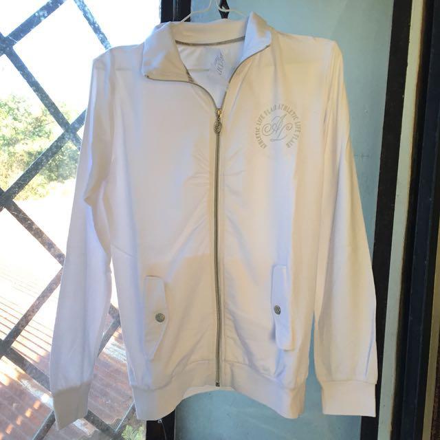 White Freddy Jacket