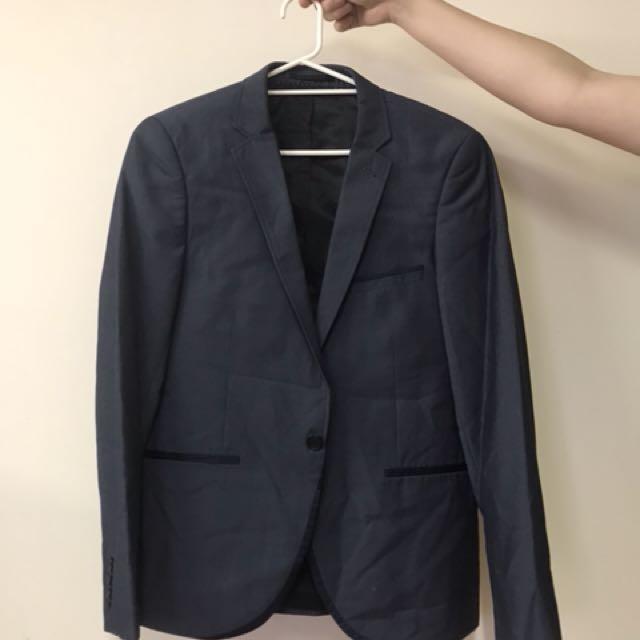 YD Navy Suit