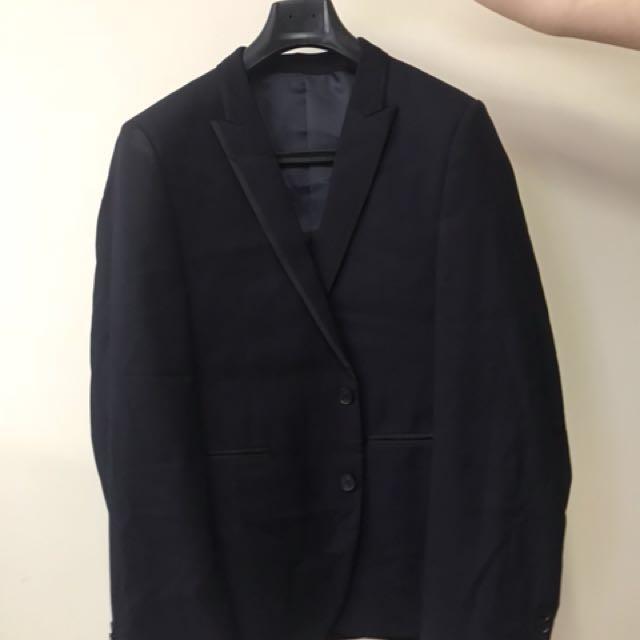 YD Persian Blue Suit